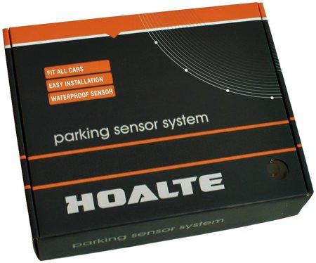 Czujnik parkowania z wyświetlaczem