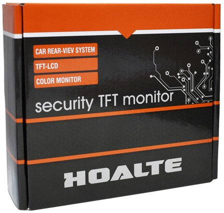 """Wyświetlacz LCD 4,3"""" Flip-Up Hoalte"""